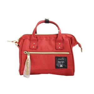 Anello 2-way Mini Boston Bag Dark Orange AT-H0851