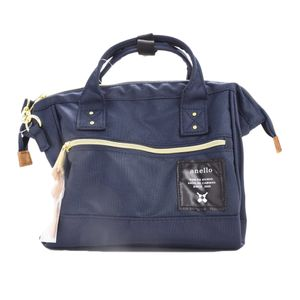 Anello 2-way Mini Boston Bag Navy AT-H0851