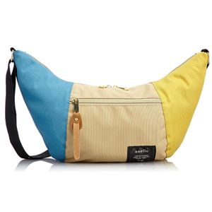 Anello Canvas Banana Shoulder Bag 4 Multicolors AT-B0192