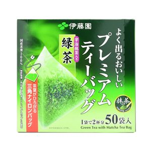 Itoen premium tea bag -green tea- 50bags