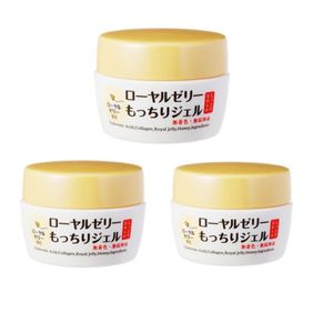 OZIO Natu Life Royal Jelly Mocchiri Gel 75g x 3