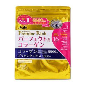 ASAHI Perfect Asta Collagen Powder Premier Rich 378g