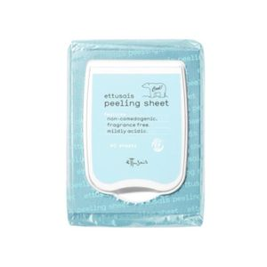 ETTUSAIS Peeling Sheet Oil Block (40 sheets) [Cooling exfoliating face wipes]
