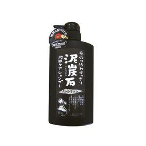 Pelican Soap Mud Charcoal Skin Care Shampoo 500ml