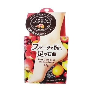 PELICAN SOAP Fruit Foot Care Soap 80g