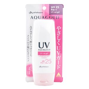 PHITEN Aqua Gold UV Cut Gel Sunscreen 120ml