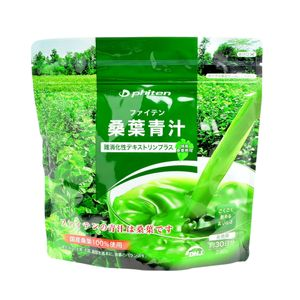 Phiten Mulberry Leaf Green Juice Indigestible Dextrin Plus 230g