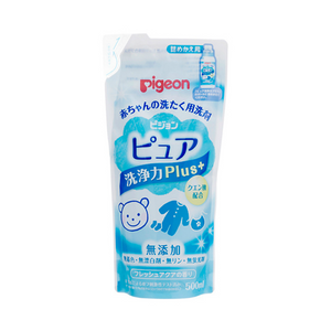 Pigeon Pure Plus Baby Detergent refill 500ml