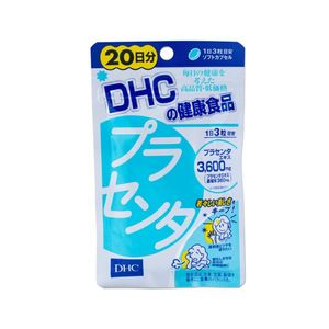 DHC Placenta Supplement for 20 days 60 Soft capsules