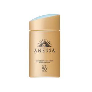 SHISEIDO Anessa Perfect UV Skin Care Milk SPF 50+/PA++++ 60ml 2018 ver.