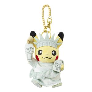 "Pokemon center original series ""American Pikachu"" strap"