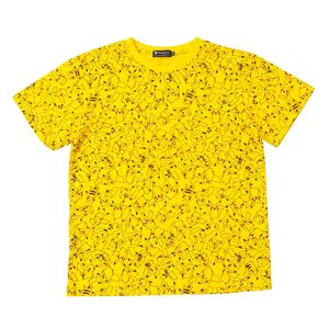 Pokemon full-of pikachu T-shirt S,M,L