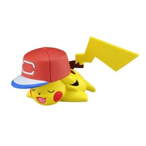 TAKARATOMY pocket monster EX EMC25 satoshi's pikachu