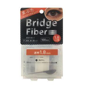 FD Bridge Fiber Clear 1.8mm
