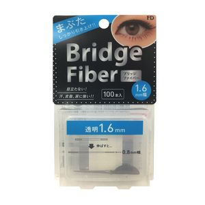 FD Bridge Fiber Clear 1.6mm