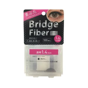FD Bridge Fiber Clear 1.4mm