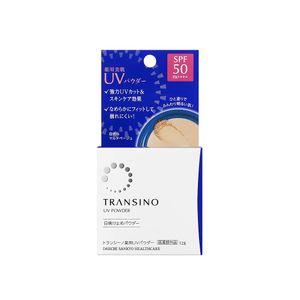 Sankyo TRANSINO Medicated UV Powder 12g