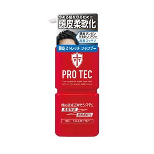 PRO TEC scalp stretch shampoo 300g