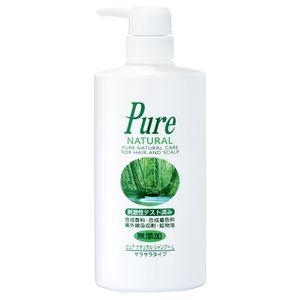 Pure Natural Shampoo Smooth 500ml