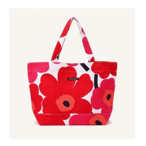 marimekko Japan Unikko Tote Bag 2 colors only available in Japan