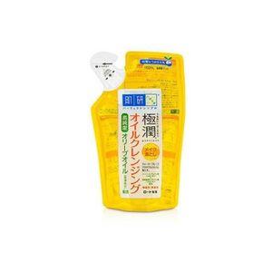 ROHTO Hadalabo Gokujun Oil Cleansing Refill 180ml
