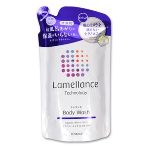Kracie Lamellance Body Wash White Refill 360 mL