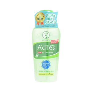 ROHTO ACNES Medicated powder lotion 120ml