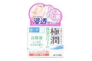 ROHTO Hada Labo Gokujun Hyaluronic Acid Cream 50g