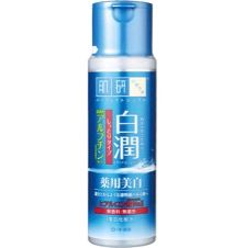ROHTO Hadalabo Shirojun Medicated Whitening Lotion Rich 170mL