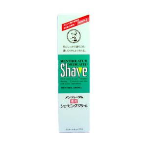 ROHTO Mentholatum medical Shaving cream 70g