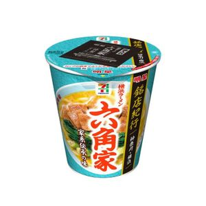 Myojo Yokohama Ramen Rokkakuya Tonkotsu Pork Soy Sauce Noodle 99g x 12 cups