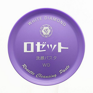 Rosette Face Wash Paste White Diamond 90 g