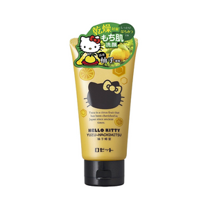 Rosette Hello Kitty Yuzu-Honey Cleanser 120g