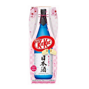 Nestle KitKat Japanese Sake 9 pieces