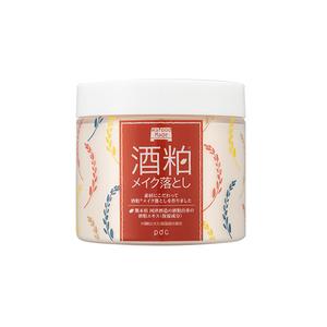 pdc Wafood Made Sakekasu Sake Cake Makeup Remover 170g