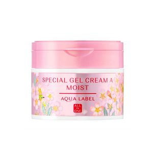 SHISEIDO AQUALABEL Special Gel Cream A Moist Sakura 90g