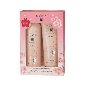 La CASTA Japan Aroma Hair Care Set Sakura