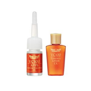 Dr.Ci:Labo VC100APPS Special Essence EX for 7 days Powder 0.72g x 4 / Essence 8ml x 4