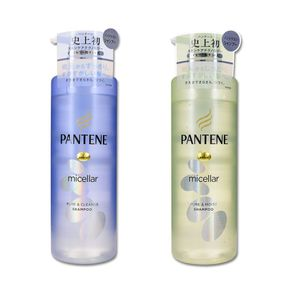 PANTENE Micellar Pure Cleanse/ Pure Moist Shampoo 500ml