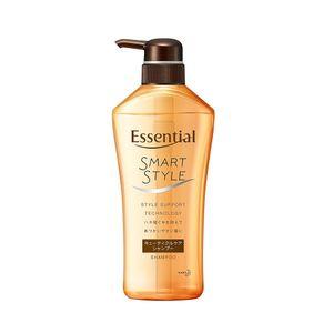 KAO Essential Smart Style Cuticle Care Shampoo 480ml
