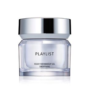 SHISEIDO PLAYLIST ready for make--up gel smoothing 50g