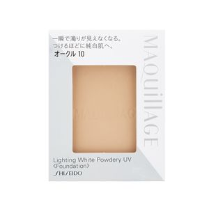 Shiseido Maquillage Lighting White Powdery UV SPF25 PA ++ 10g refill 7 colors