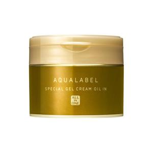 SHISEIDO AQUALABEL special gel cream Oil In 90g