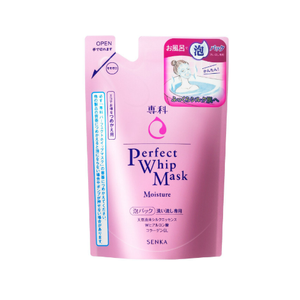 SHISEIDO Senka perfect whip mask  refill 130ml