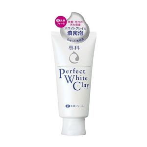 SHISEIDO Senka Perfect White Clay 120g
