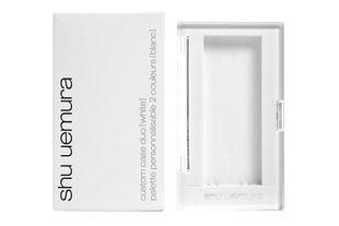SHU UEMURA Custom Case Duo Eyeshadow Palette Case