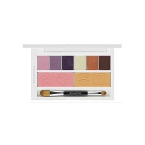 SHU UEMURAxsuper mario bros eye and cheek palette