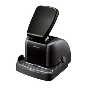 KOKUYO Staple-Less Stapler Desktop type SLN-MSP110D Black