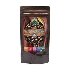 smiles slim chocolate mokha 100g