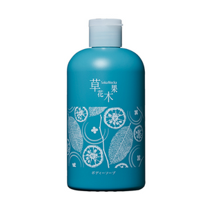 Sokamocka body soap -mint- 350ml